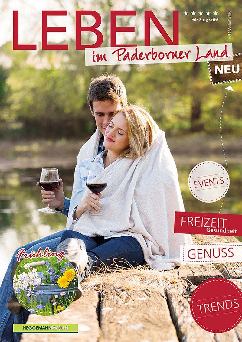 Leben im Paderborner Land, Ausg. 1, Frühjahr 2015