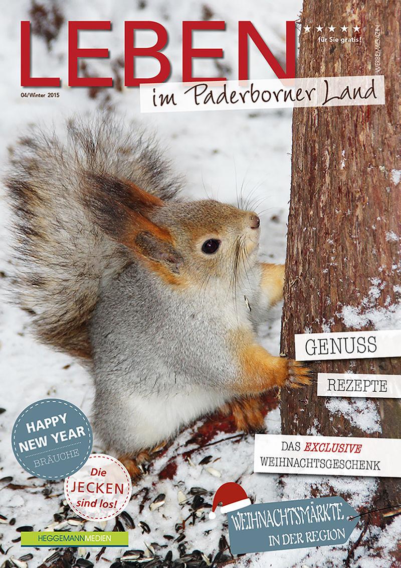 Leben im Paderborner Land, Ausg. 4, Winter 2015