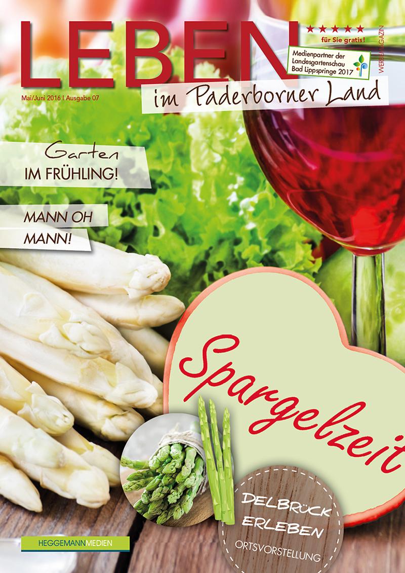 Leben im Paderborner Land 7 von Mai/Juni 2016