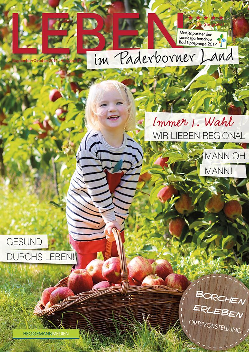 Leben im Paderborner Land 09 von September/Oktober 2016