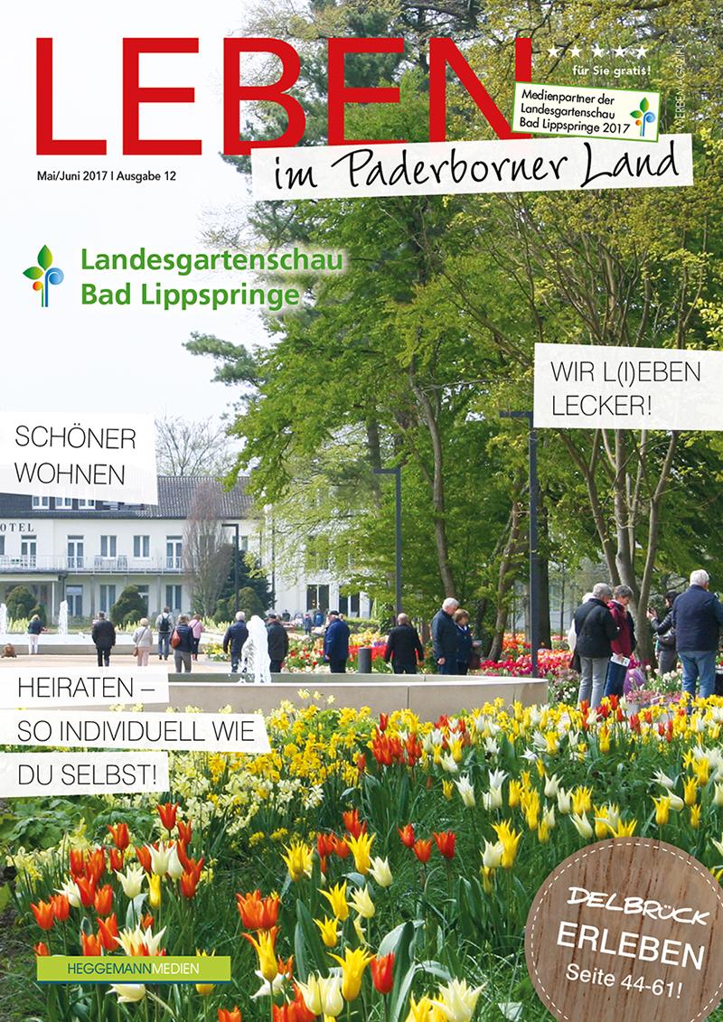 Leben im Paderborner Land 12 von Mai/Juni 2017