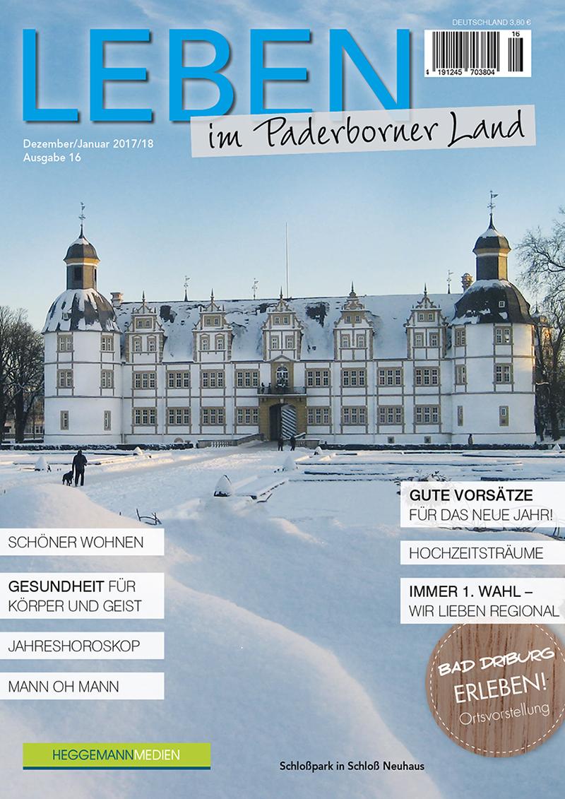 Leben im Paderborner Land 16 Dezember 2017