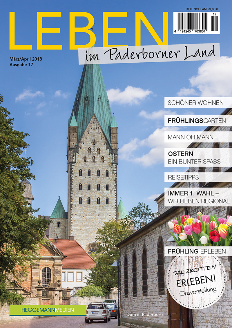 Leben im Paderborner Land 17 von März/April 2018
