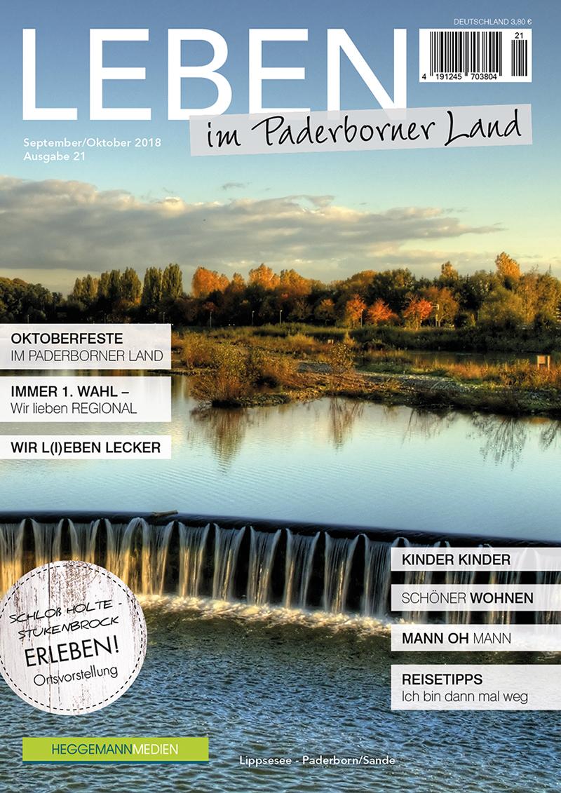 Leben im Paderborner Land 21 von September/Oktober 2018