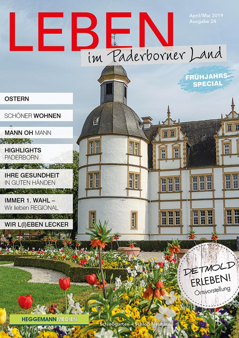 Leben im Paderborner Land 24 von April/Mai 2019