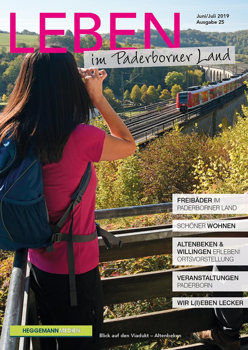 Leben im Paderborner Land 25 von Juni/Juli 2019