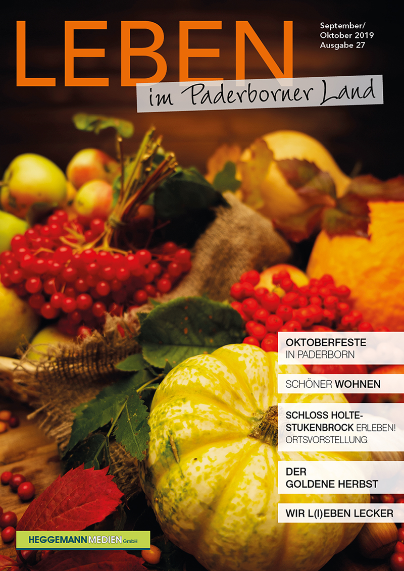 Leben im Paderborner Land 27 von Oktober 2019