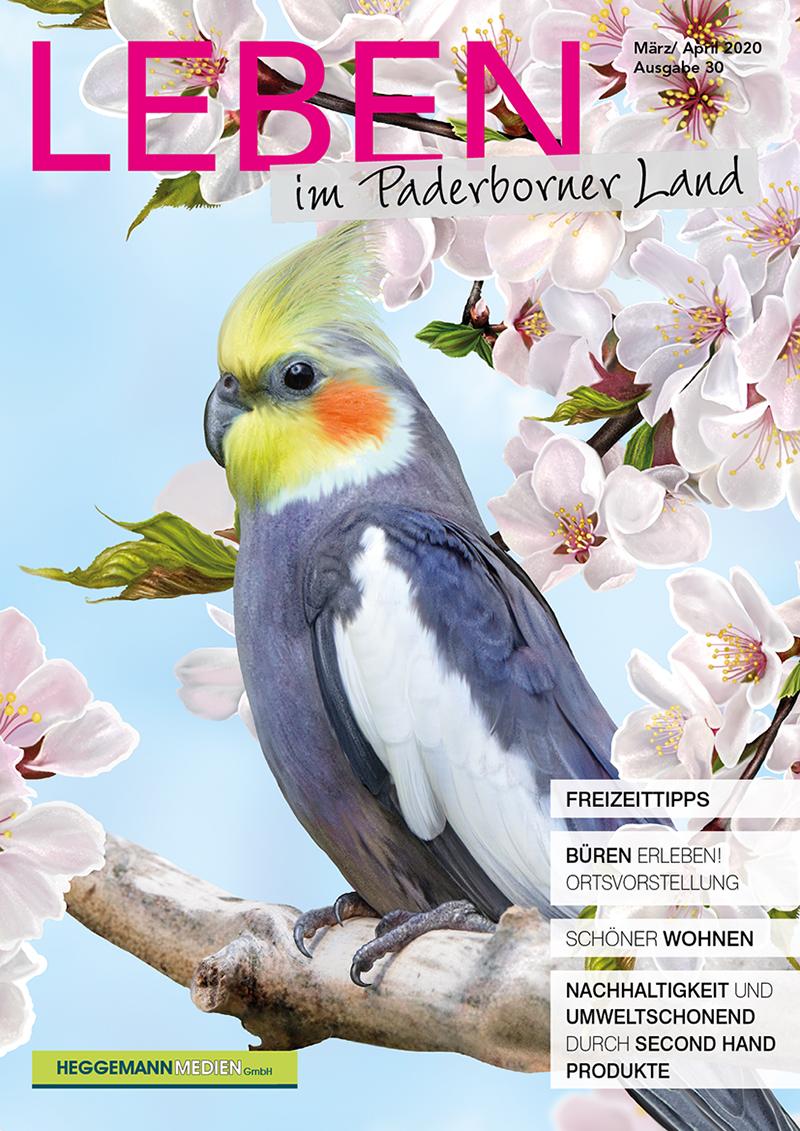 Leben im Paderborner Land März/April 2020