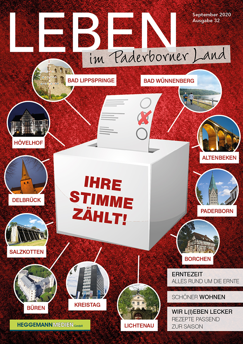 Leben im Paderborner Land 32 von September 2020