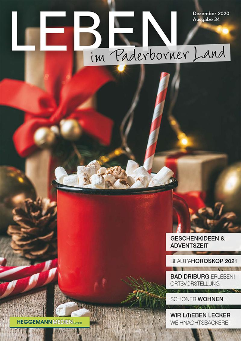 Leben im Paderborner Land Dezember 2020