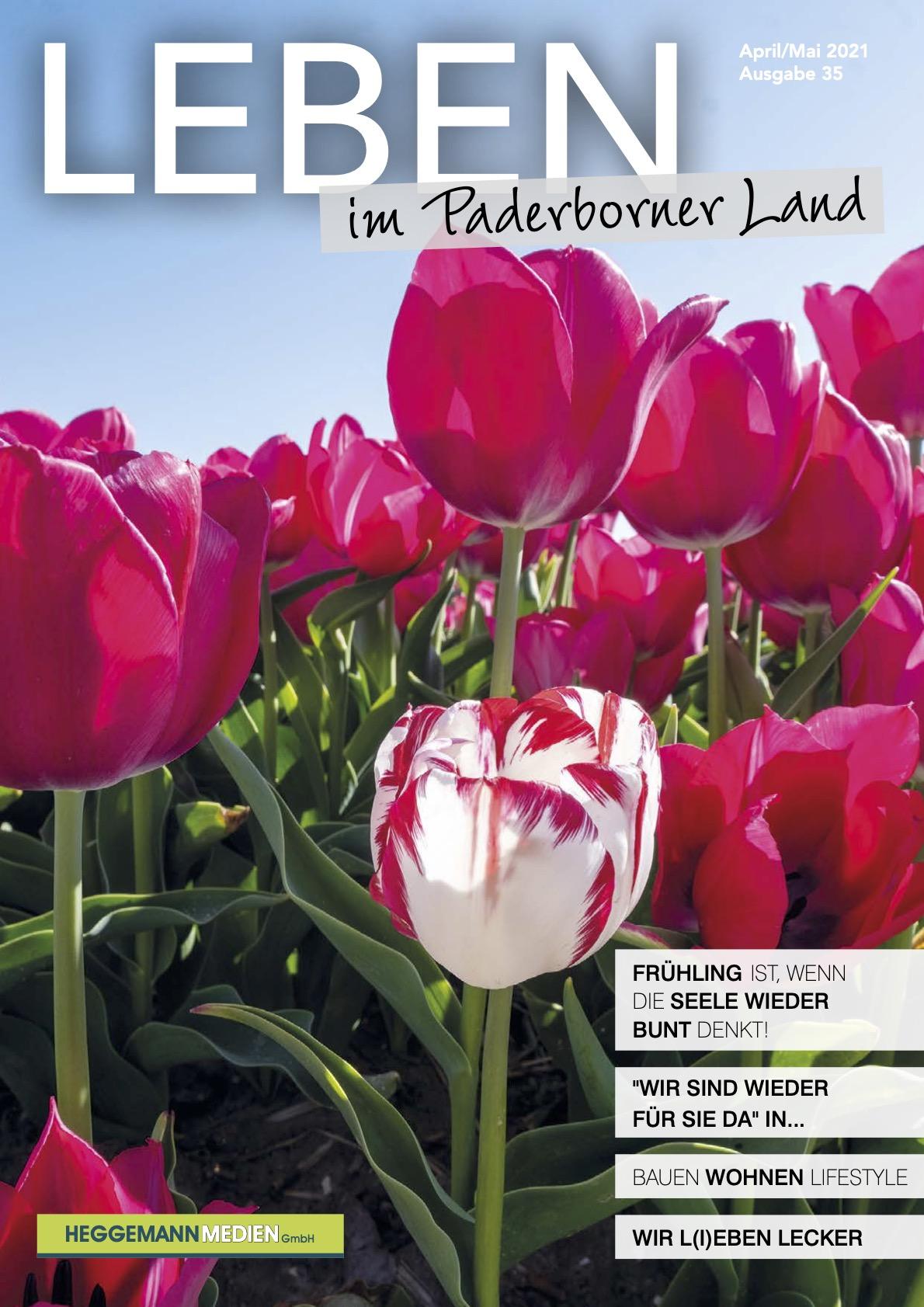 Leben im Paderborner Land Ausgabe 34